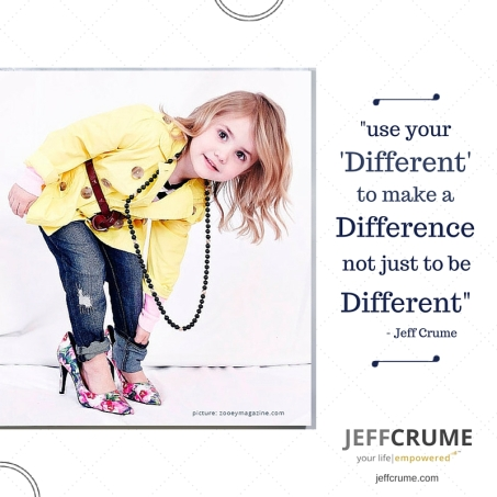 Use Your Different